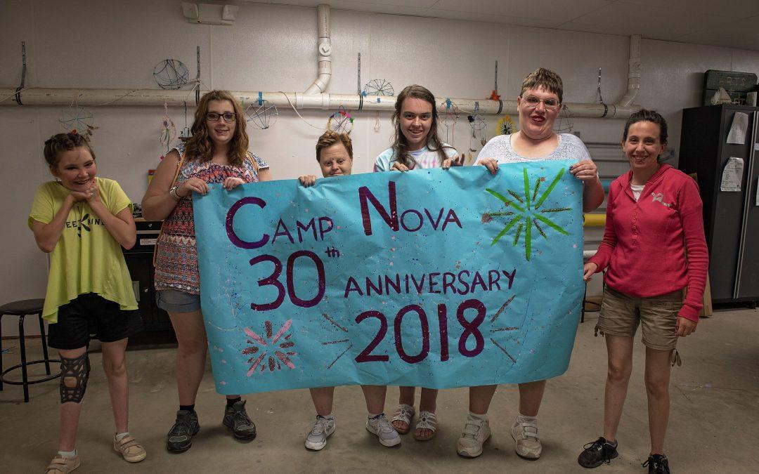Camp Nova 30th Anniversary Recap