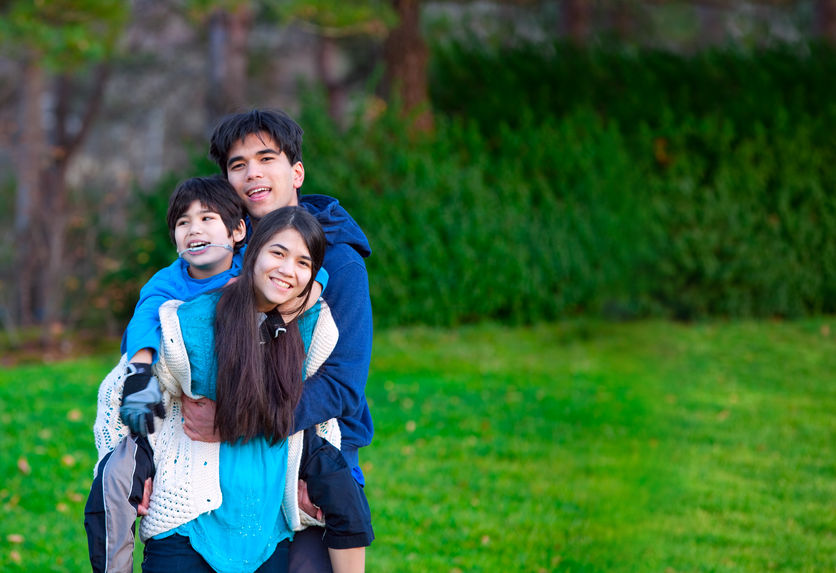 Sibshop: Celebrating the role of the Sibling