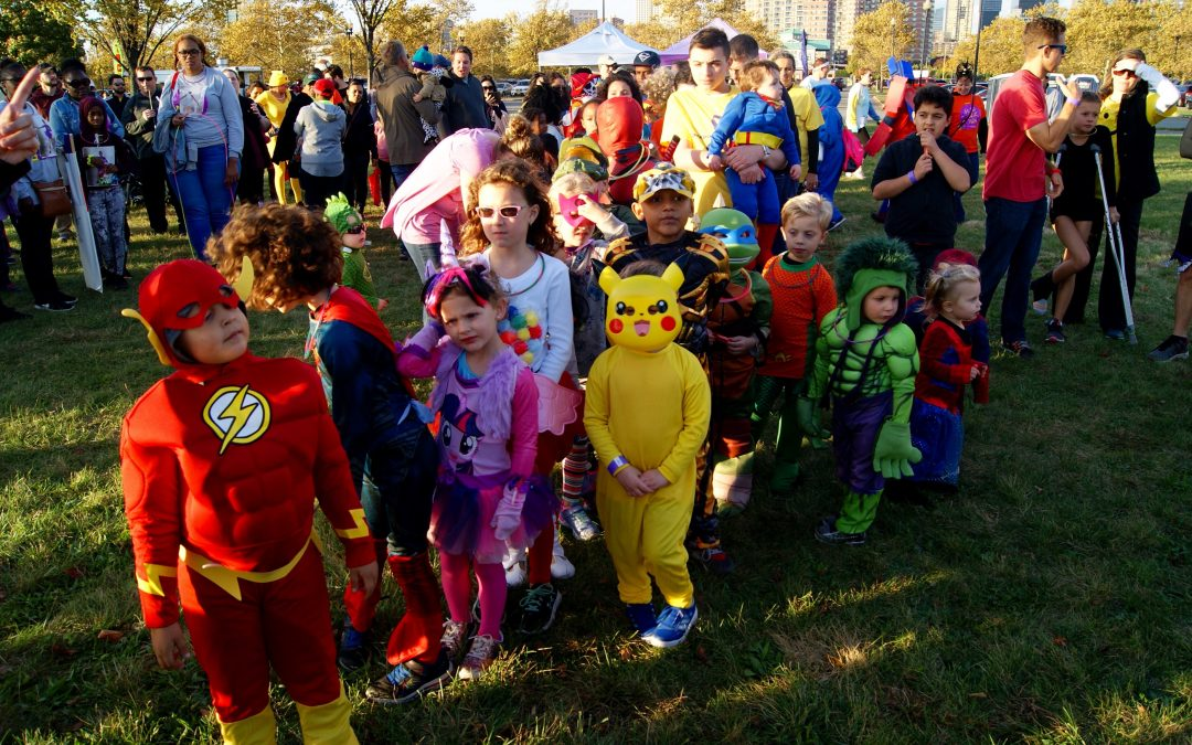 5th Annual 5K & Family Fun Glow Walk Run Event in Jersey City, NJ on October 27