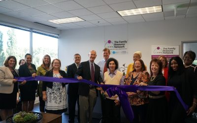 The Family Resource Network Gets A New Office