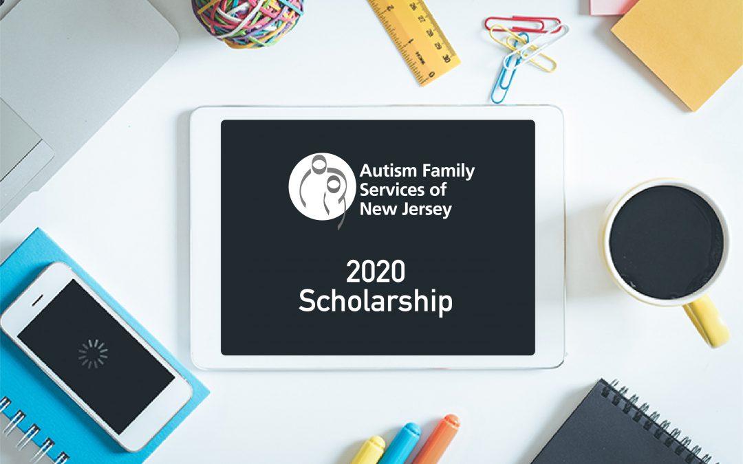 2020 Autism Scholarship