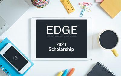 2020 EDGE Scholarship
