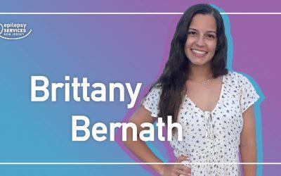 Epilepsy Stories: Brittany Bernath