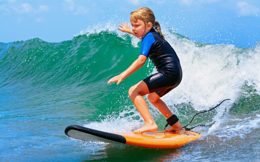 Seize the Wave Surfing Instruction Event Coming this July