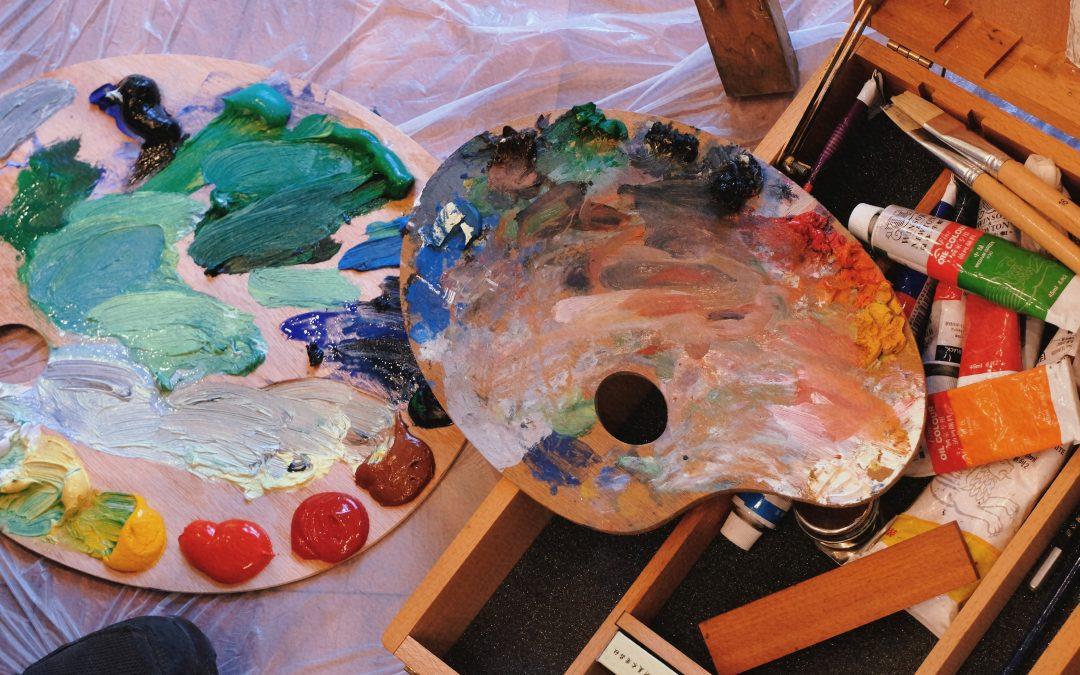 Virtual Fundraiser Paint & Sip Party